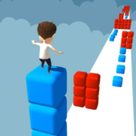 Cube Tower Stack Surfer 3D – Race Free Games 1.40