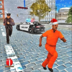 Drive Police Car Gangsters Chase : Free Games v2.0.08