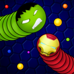 Snaky .io – Fun Multiplayer Slither Battle 5.5.5