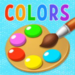 Colors for Kids, Toddlers, Babies – Learning Game 4.3.18