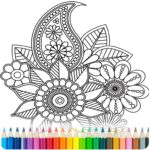 Coloring Book for Adults 7.5.2