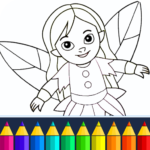 Coloring game for girls and women v16.6.0