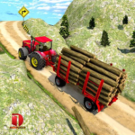 Drive Tractor trolley Offroad Cargo- Free 3D Games v2.0.60