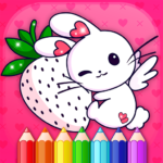Animated Kids Coloring Book v4.0