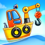 Game Island. Kids Games for Boys. Build House 2.3.1