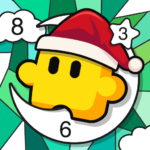 Jigsaw Coloring: Number Coloring Art Puzzle Game v2.5.0