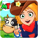 My Town : Farm Life Animals Game  for Kids Free 1.11
