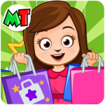 My Town : Shopping Mall. Dress up Shopping Game 1.15