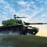 Tank Force: Modern Military Games 4.65