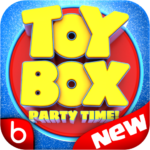 Toy Box Story Party Time 540