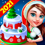 Christmas Cooking : Crazy Food Fever Cooking Games 1.4.61