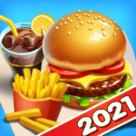 Cooking City: frenzy chef restaurant cooking games v2.22.5063