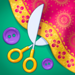 Fashion Dress up games for girls. Sewing clothes 7.0.6