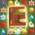 Flower Book: Match-3 Puzzle Game v1.206
