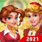 Hotel Fever: Grand Hotel Tycoon Story 1.0.20