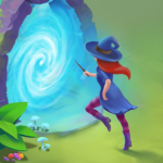 Charms of the Witch: Magic Mystery Match 3 Games 2.37.2
