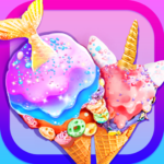 Cooking Games:Unicorn Chef Mermaid Games for Girls v3.1