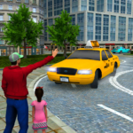 New Taxi Driving Games 2020 – Real Taxi Driver 3d4