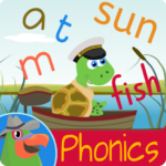 Phonics – Sounds to Words for beginning readers 3.01