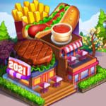 Chef Story : Food truck fast restaurant1.1