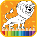 Kids Coloring Book : Cute Animals Coloring Pages1.0.1.7
