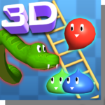 Snakes and Ladders, Slime – 3D Battle1.53