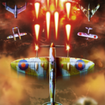 Top Fighter: WWII airplane Shooter30