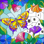 Wonder Color – Color by Number Free Coloring Book 53