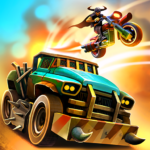 Dead Paradise: Car Shooter & Action Game 1.7