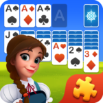 Solitaire Jigsaw Puzzle – Design My Art Gallery v1.0.5