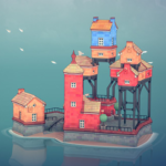 Water Town – Townscaper v2.2